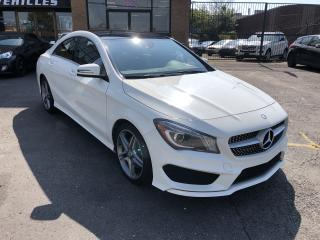 Used 2014 Mercedes-Benz CLA-Class 2014 Mercedes-Benz CLA-Class - 4dr Sdn CLA250 4MAT for sale in North York, ON