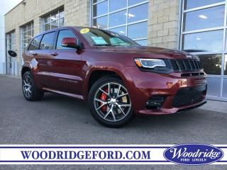 Used 2017 Jeep Grand Cherokee SRT for sale in Calgary, AB