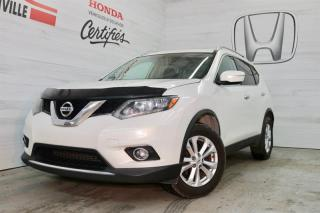 Used 2014 Nissan Rogue SL AWD for sale in Blainville, QC