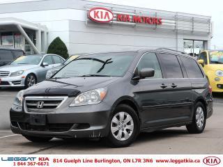 Used 2007 Honda Odyssey EX for sale in Burlington, ON