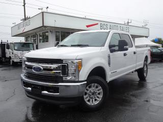 Used 2017 Ford F-350 Heavy Duty, Diesel Powered, Bluetooth for sale in Vancouver, BC