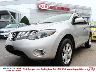 Used 2009 Nissan Murano S for sale in Burlington, ON