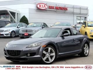 Used 2006 Mazda RX-8 GT for sale in Burlington, ON