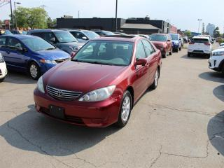 Used 2006 Toyota Camry LE for sale in Burlington, ON