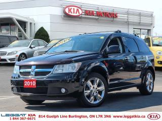Used 2010 Dodge Journey R/T for sale in Burlington, ON
