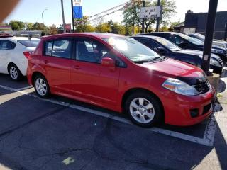 Used 2008 Nissan Versa 1.8 S for sale in Burlington, ON
