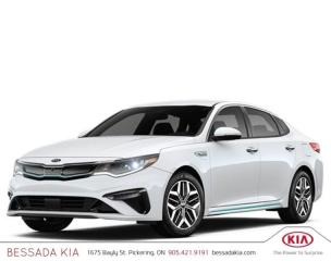 New 2020 Kia Optima PHEV EX PHEV for sale in Pickering, ON