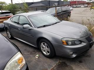 Used 2008 Pontiac Grand Prix Base for sale in Burlington, ON