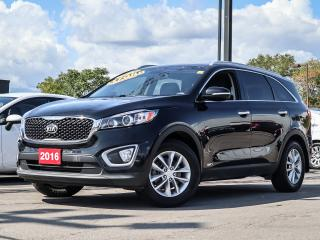 Used 2016 Kia Sorento 2.4L LX LX for sale in Burlington, ON