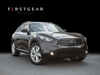 Used 2012 Infiniti FX35 Premium I Navigation I Backup I NO ACCIDENT for sale in Toronto, ON