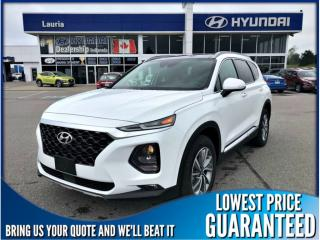 New 2020 Hyundai Santa Fe 2.0T AWD Luxury Auto for sale in Port Hope, ON