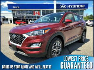 New 2020 Hyundai Tucson 2.4L AWD Preferred Trend Auto for sale in Port Hope, ON