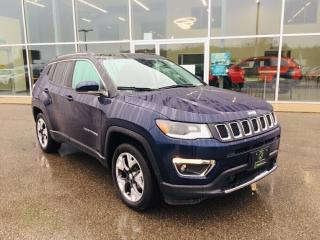 Used 2018 Jeep Compass Navigation, Leather Seats, New front rotors for sale in Ingersoll, ON