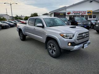 Used 2017 Toyota Tacoma sport for sale in Mount Pearl, NL