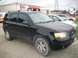 Used 2006 Ford Escape XLT for sale in Cambridge, ON
