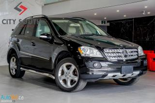 Used 2008 Mercedes-Benz M-Class 3.5L for sale in Toronto, ON