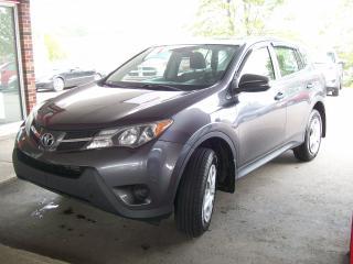 Used 2013 Toyota RAV4 LE for sale in Saint John, NB