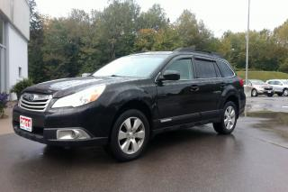 Used 2011 Subaru Outback 3.6R w/Limited & Nav Pkg for sale in Minden, ON