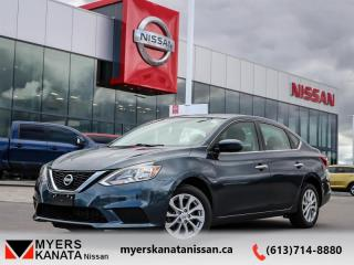 Used 2016 Nissan Sentra SV  -  - Navigation - Sunroof - $108 B/W for sale in Kanata, ON