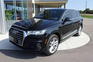 Used 2017 Audi Q7 3.0T Technik for sale in Carp, ON