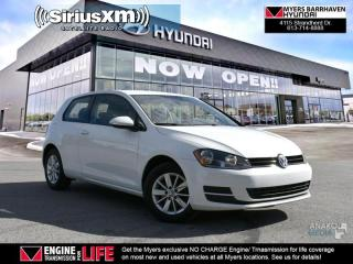 Used 2015 Volkswagen Golf 1.8 TSI Comfortline  FUN FUN FUN!!!! for sale in Nepean, ON