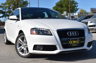 Used 2012 Audi A3 S-TRONIC -TDI Progressiv - WINTER BLOWOUT SALE!!! for sale in Oakville, ON
