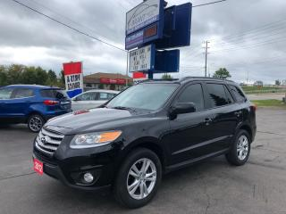 Used 2012 Hyundai Santa Fe GLS for sale in Brantford, ON