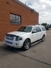 Used 2010 Ford Expedition lExpedition Max  4WD Limited -navi-dvd for sale in Oakville, ON