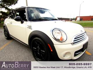 Used 2012 MINI Cooper Baker Street Edition - 1.6L - 6 Speed for sale in Woodbridge, ON