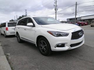 Used 2017 Infiniti QX60 AWD for sale in Brampton, ON