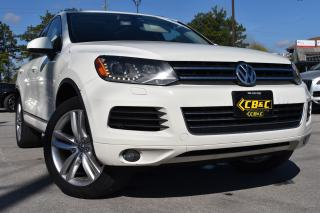 Used 2011 Volkswagen Touareg Comfortline - No Accidents - One Owner for sale in Oakville, ON