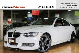 Used 2008 BMW 3 Series 335i xDrive Coupe - M APPREANCE|NAVI|SUNROOF for sale in North York, ON