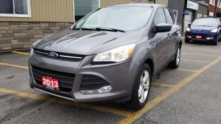 Used 2013 Ford Escape SE-HEATED SEATS-BLUETOOTH-ALLOY WHEELS for sale in Tilbury, ON