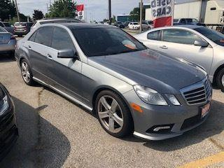 Used 2011 Mercedes-Benz E-Class E 350 for sale in Burlington, ON