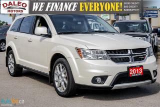 Used 2013 Dodge Journey SXT | HEATED SEATS | ROOF RACK | BLUETOOTH | for sale in Hamilton, ON