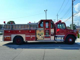 Used 1996 Freightliner FL80 Diesel Pumper Truck for sale in Jarvis, ON