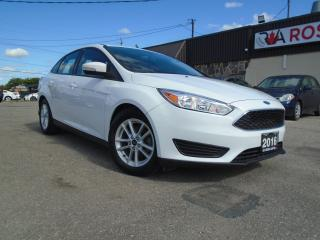 Used 2016 Ford Focus AUTO LEATHER LOW KM NO ACCIDENT B-TOOTH B-CAMERA for sale in Oakville, ON