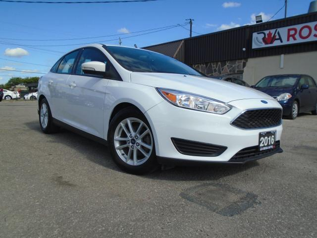 2016 Ford Focus AUTO LEATHER LOW KM NO ACCIDENT B-TOOTH B-CAMERA