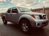 Photo of Silver 2008 Nissan Frontier