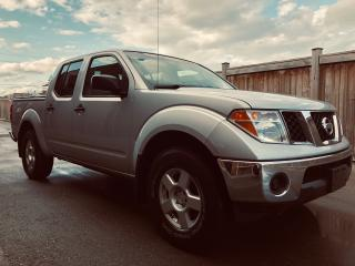 Used 2008 Nissan Frontier NISMO SE Crew Cab for sale in Mississauga, ON