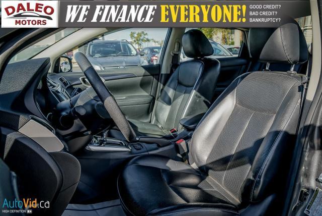 2016 Nissan Sentra SR / NAV / LEATHER / HEATED SEATS / SUNROOF Photo13