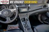 2016 Nissan Sentra SR / NAV / LEATHER / HEATED SEATS / SUNROOF Photo47