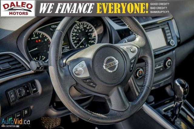 2016 Nissan Sentra SR / NAV / LEATHER / HEATED SEATS / SUNROOF Photo21