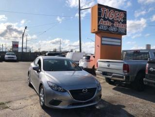 Used 2015 Mazda MAZDA3 GX**ONLY 58KMS**AUTO**ONE OWNER**CERTIFIED for sale in London, ON