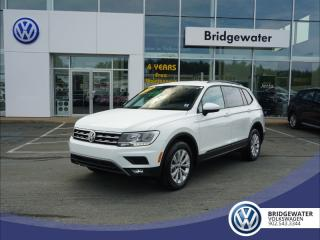 Used 2018 Volkswagen Tiguan Trendline AWD Turbo - Lease Buyout - Single Owner for sale in Hebbville, NS