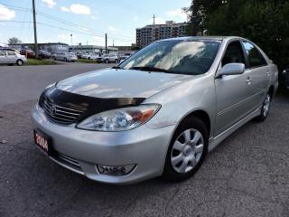 Used 2004 Toyota Camry LE for sale in BRAMPTON, ON