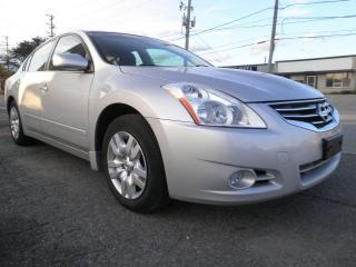 Used 2012 Nissan Altima 2.5 S for sale in Brampton, ON