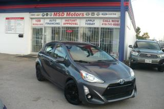 Used 2015 Toyota Prius c Technology for sale in Toronto, ON