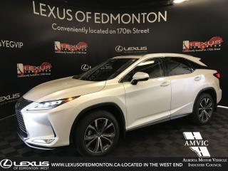 Used 2020 Lexus RX 350 Luxury Package [L] for sale in Edmonton, AB