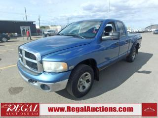 Used 2004 Dodge Ram 1500 SLT Quad CAB 4WD 5.7L for sale in Calgary, AB